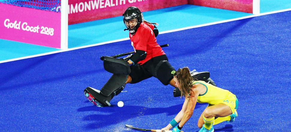 Poppy Holds Special Place For Black Sticks Goalie