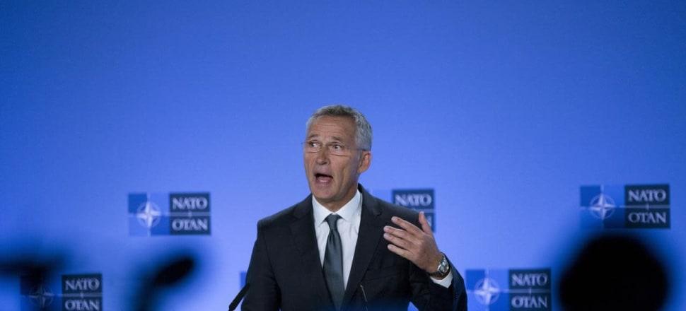 Australia to sign new NATO partnership