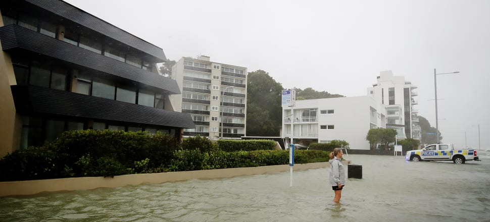 7000 buildings at risk for every 10cm sea level rise