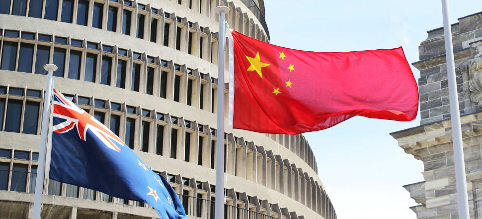 """The Chinese government have claimed its Auckland consulate's interventions in university events are """"beyond reproach"""". Photo: Lynn Grieveson."""