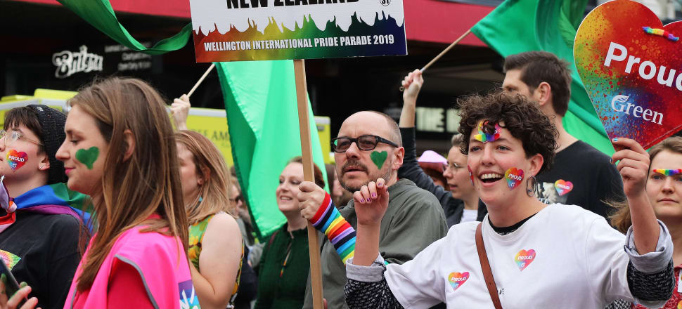 Green Party members who want more gains, faster, are slipping away. Photo: Lynn Grieveson
