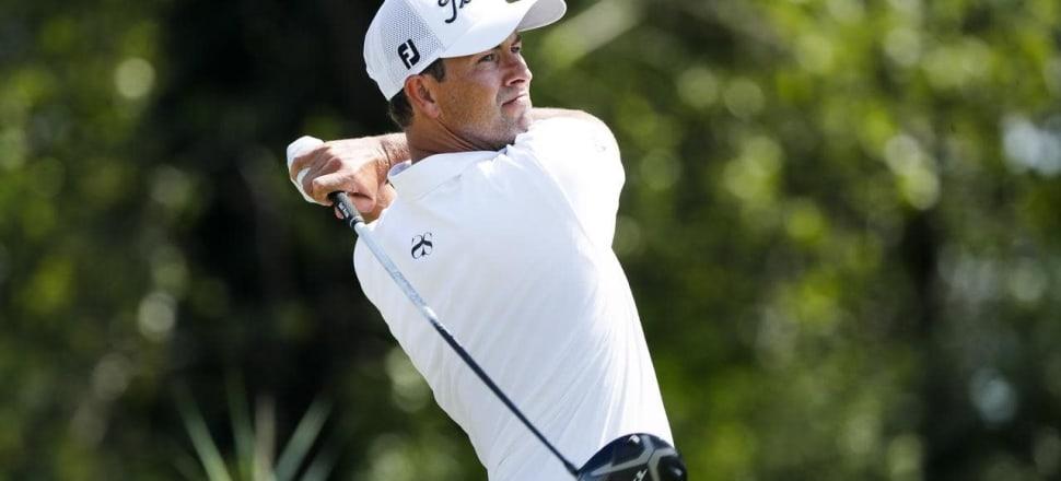 Reed leads as Scott climbs PGA leaderboard
