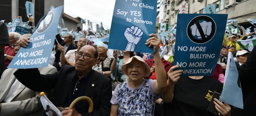 Unrest in Taiwan is not getting the attention from the world that it needs, an Australian expert argues. Photo: Getty Images.
