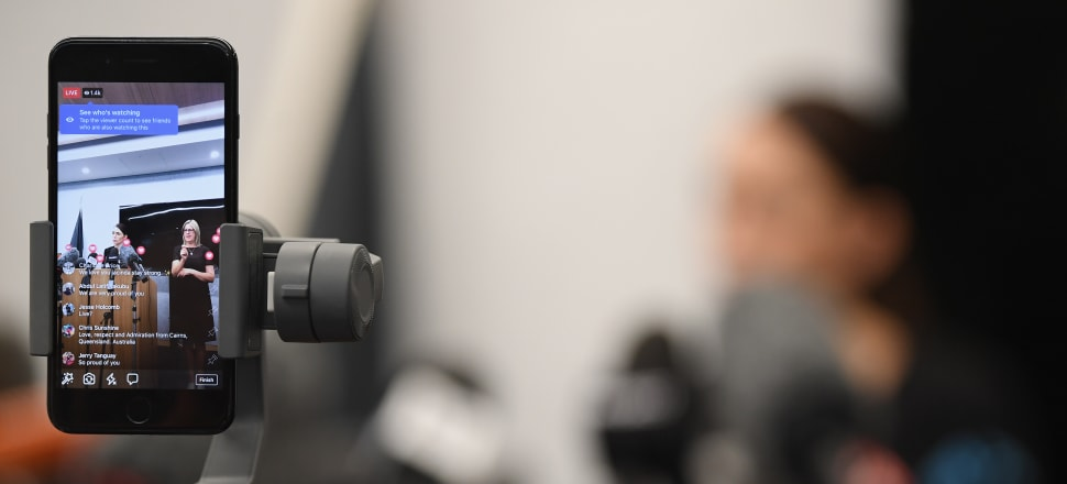 NZ Super Fund has attracted $13 trillion-worth of support for a campaign to stop live streaming of objectionable material. Photo: Getty Images