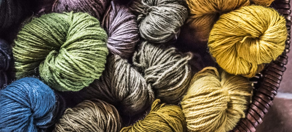 Falling wool prices in Australia and New Zealand are being attributed to trade tensions between the US and China. Photo:Getty Images