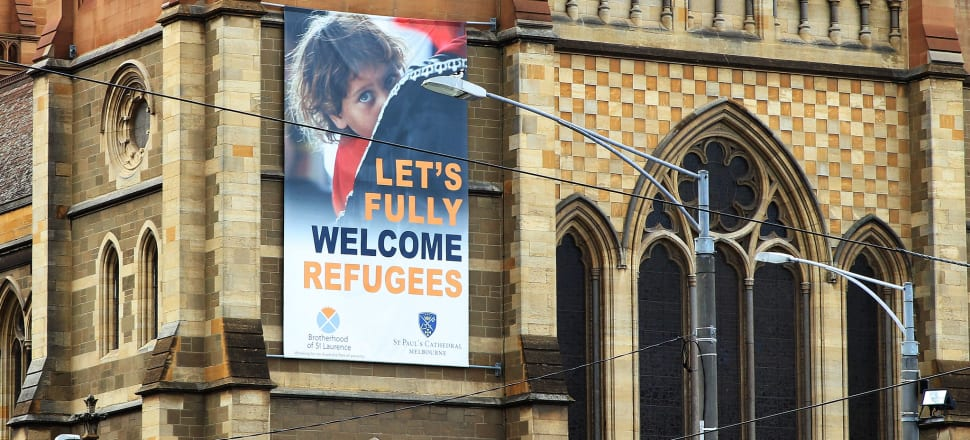 A petition to do away with the discriminatory 'family link' policy for refugees from Africa and the Middle East will come before Parliament on Wednesday. Photo: Lynn Grieveson