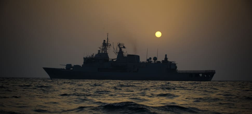 Could the sun be setting on the New Zealand Defence Force's frigates? Photo: NZDF/Flickr (CC BY 2.0).