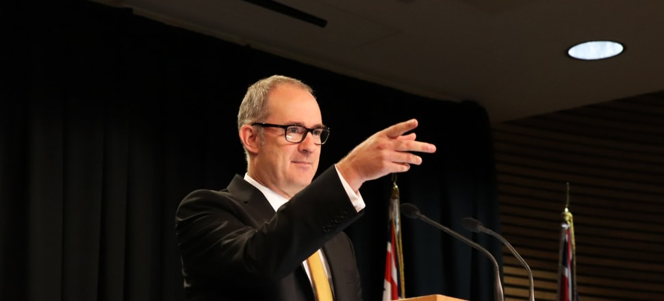 Urban Development Minister Phil Twyford has issued a national policy statement ordering councils to build better cities but hasn't given them the funding tools to do it. Photo: Lynn Grieveson