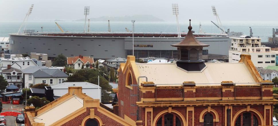 Wellington's Westpac Stadium will be rebranded Sky Stadium in January.  Photo:Lynn Grieveson