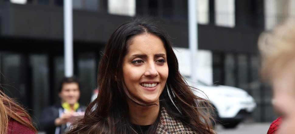 Green Party MP Golriz Ghahraman called on the Government to take a stronger stance on the violence in West Papua. Photo: Lynn Grieveson