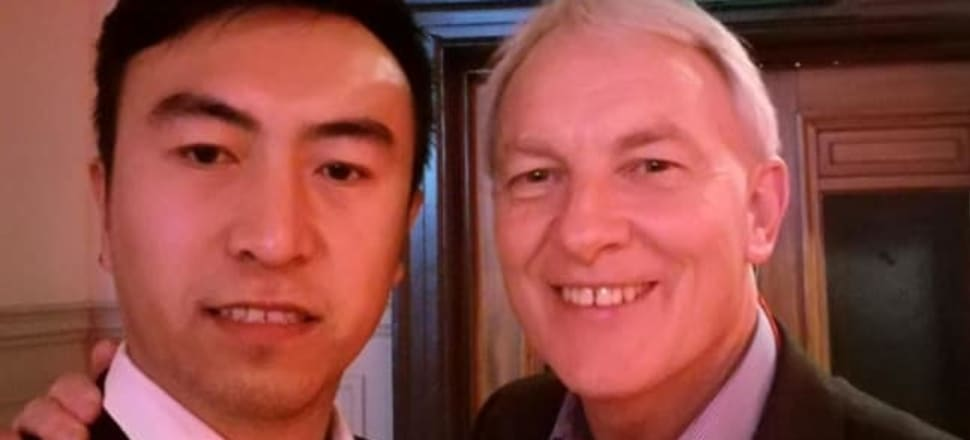 Labour distances itself from pro-China candidate