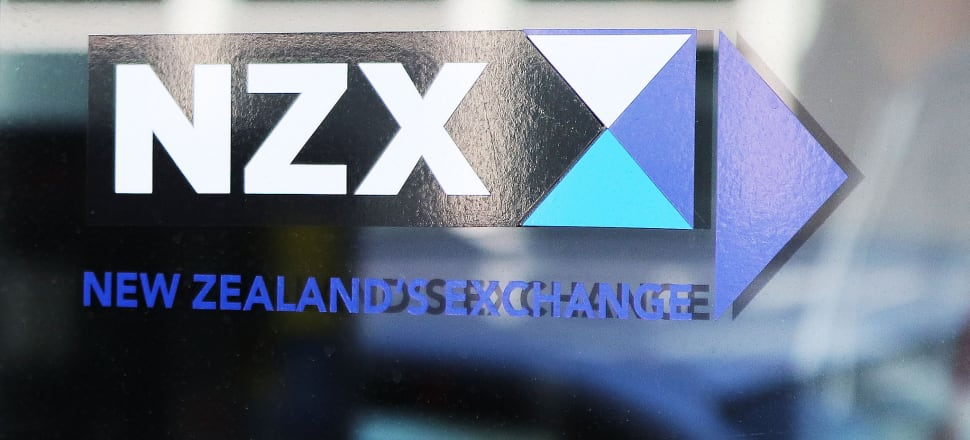 An hour and a half into trading Monday, the NZX 50 index had fallen more than 1.5 percent. Photo; Lynn Grieveson.
