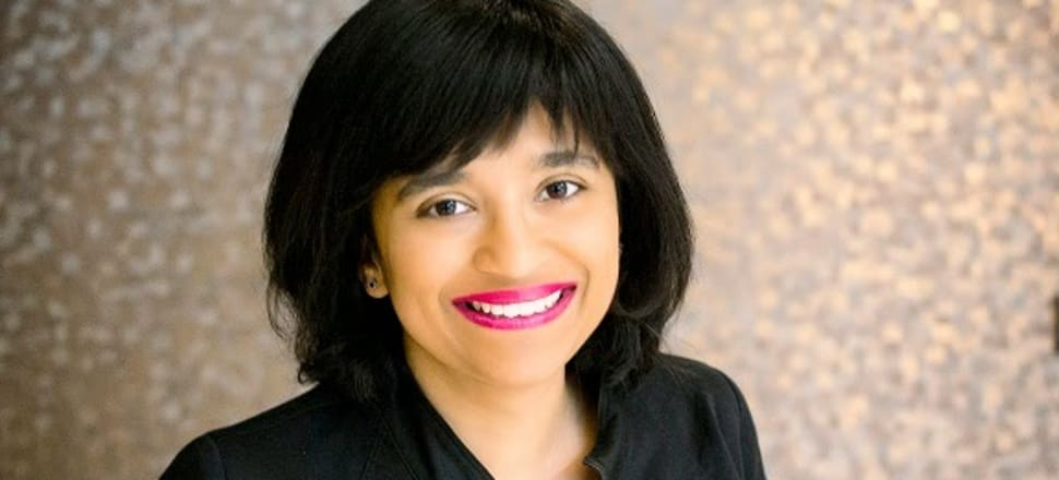Nalini Singh, New York Times best-selling paranormal romance author, of Auckland. Photo: Supplied