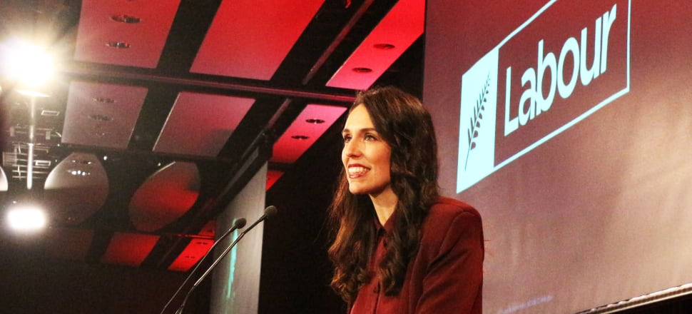 Jacinda Ardern personifies the fresh face of the party, but she's not forgetting the Labour Party's roots. Photo: Lynn Grieveson
