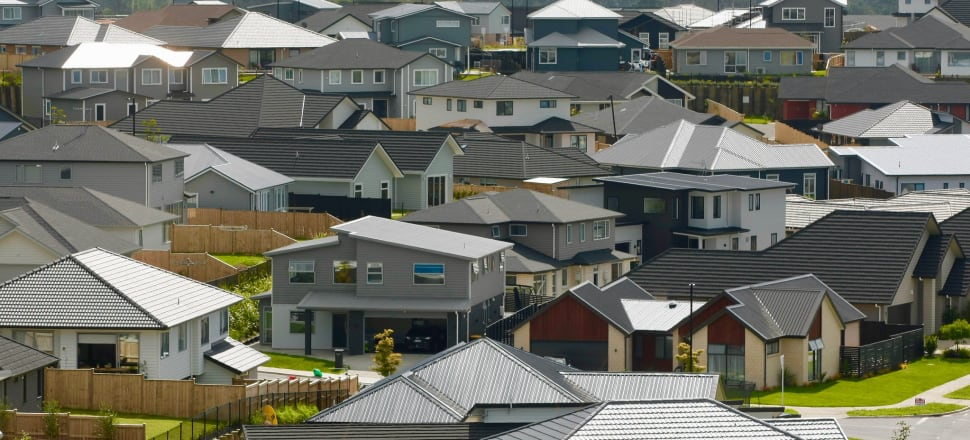 The housing market is picking up again, with a shortage of listings and low interest rates driving up values. Photo: John Sefton