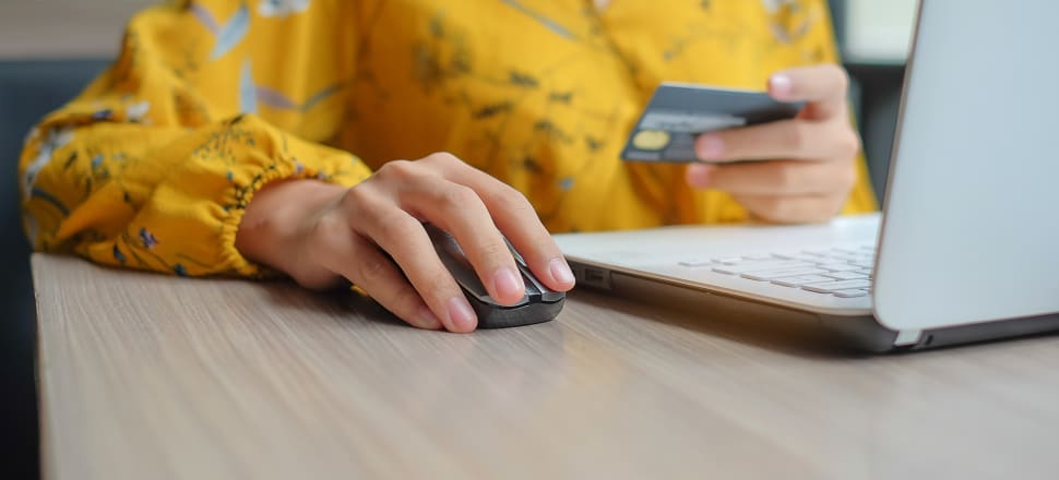 Click and collect - New Zealanders love a bargain and the importation of US-style cyber shopping events is giving them multiple opportunities to spend up. Photo: Getty Images