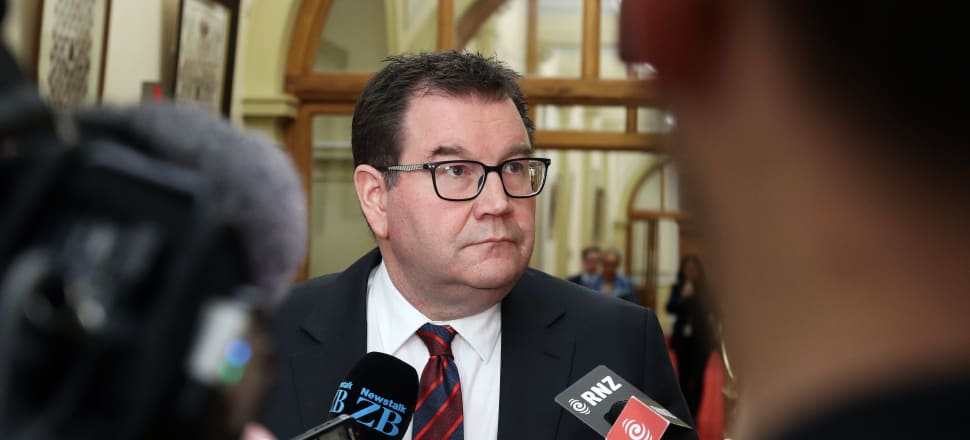 Finance Minister Grant Robertson. Photo: Lynn Grieveson