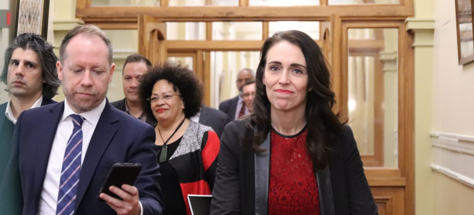 Jacinda Ardern has no regrets about ruling out a CGT under her leadership, but wishes KiwiBuild had been a less stilted process. Photo: Lynn Grieveson.
