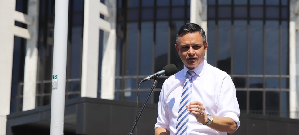 Climate Change Minister James Shaw. Photo: Lynn Grieveson.