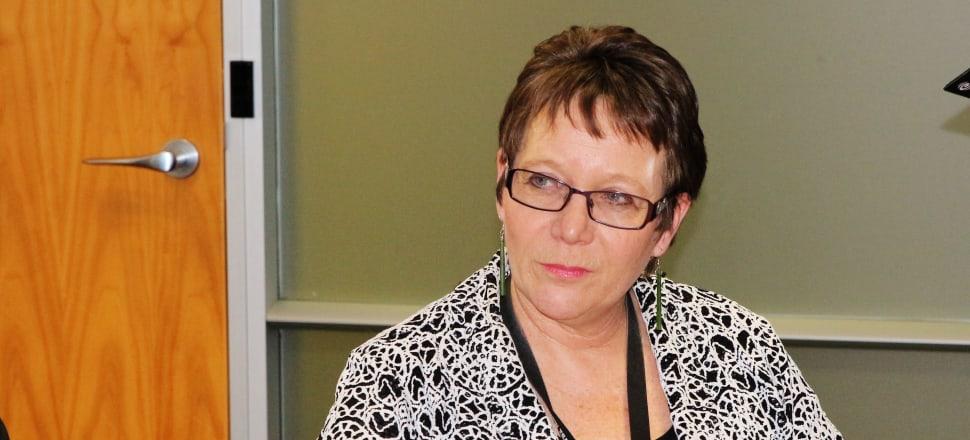 The Internal Affairs Minister Tracey Martin. Photo: Lynn Grieveson.