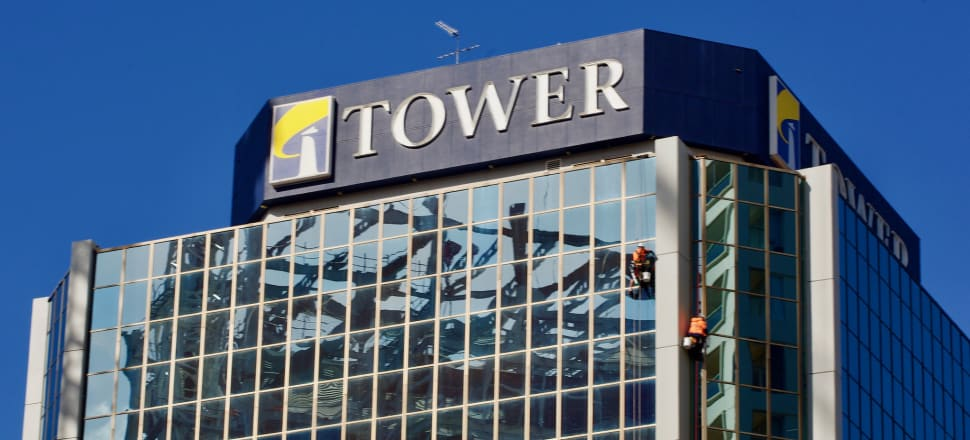Tower Insurance building in Auckland CBD. Photo: John Sefton