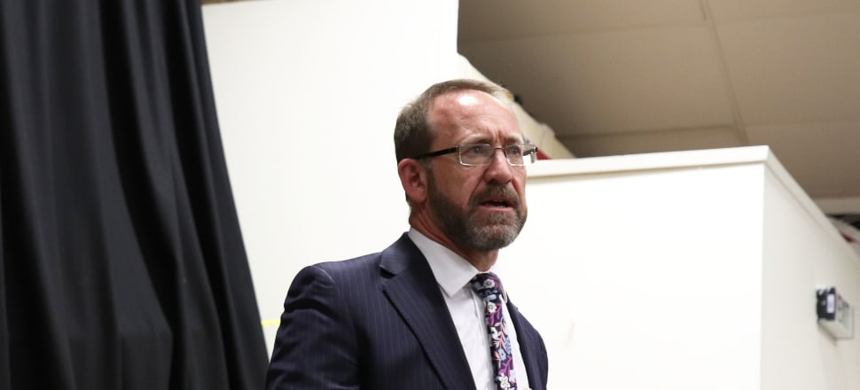 Justice Minister Andrew Little. Photo: Lynn Grieveson