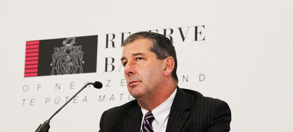 Reserve Bank Deputy Governor Geoff Bascand said ANZ's complacency was concerning. Photo: Lynn Grieveson