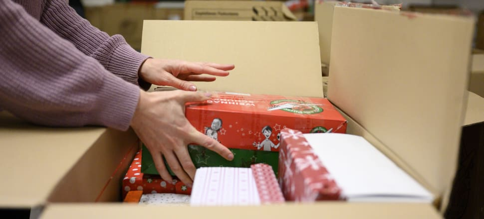 Win the ReadingRoom Christmas book box.  Photo: Getty Images