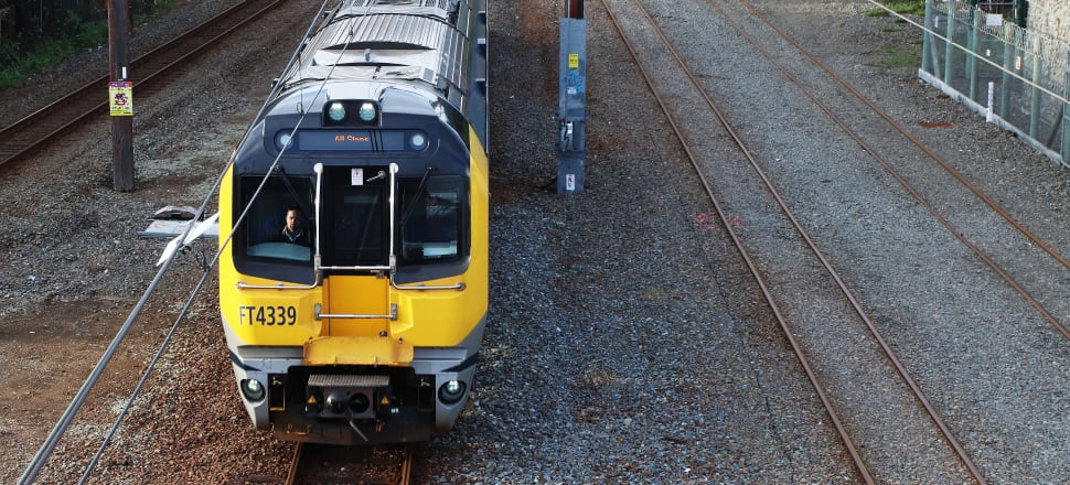 KiwiRail infrastructure could be funded through the National Land Transport Fund. Photo: Lynn Grieveson