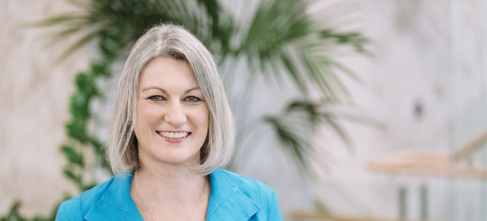 ANZ's new chief executive Antonia Watson. Photo: Supplied / ANZ