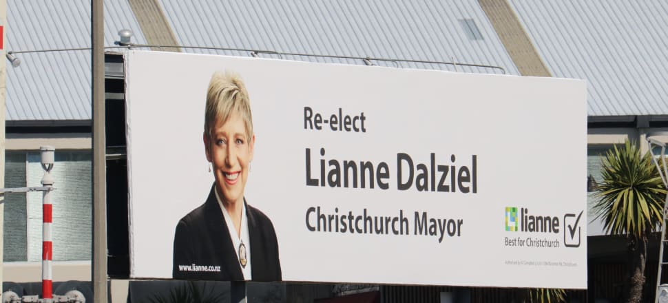 Christchurch mayor Lianne Dalziel has revealed the identities of six donors who funded her 2019 election campaign. Photo: David Williams