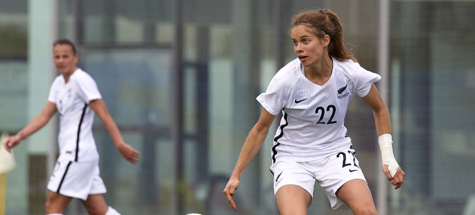 "After making her Football Ferns debut in 2017, and playing top football in Europe, Katie Rood was ""bitterly disappointed"" not to play at this year's World Cup. Photo: Getty Images."