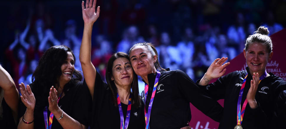 Silver Ferns wondercoach Noeline Taurua should win not only New Zealand coach of the year, but sweep up the overall Halberg Award too, reckons Louisa Wall. Photo: Getty Images.