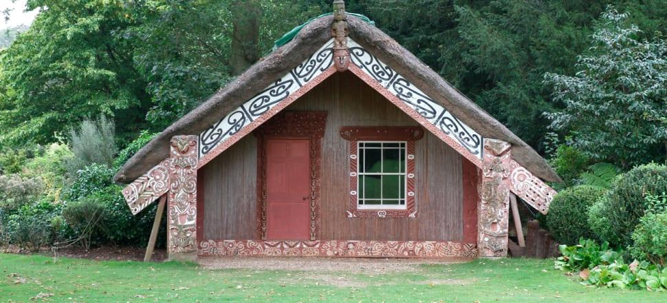Hinemihi o te Ao Tawhito, created in 1881 by the Ngāti Tarawhai carvers Wero Taroi and Tene Waitere is set to return to Aotearoa after over 120 years in England. Photo: Supplied