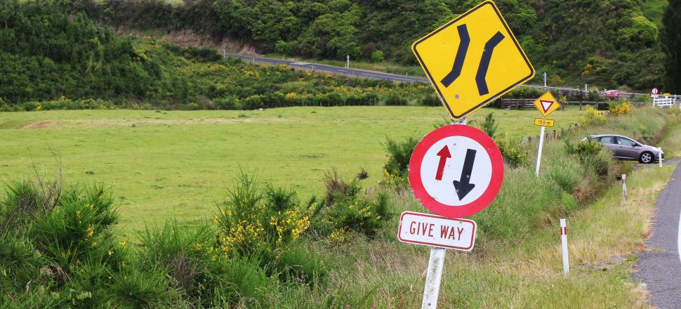 Road Transport Forum CEO Nick Leggett says some of New Zealand's roads were built for a different time. Photo: Lynn Grieveson