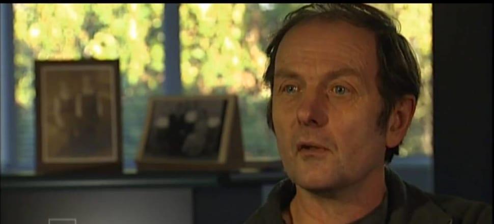 Dr Nick Wall on TV3's 3D programme. Photo: Screenshot/TV3