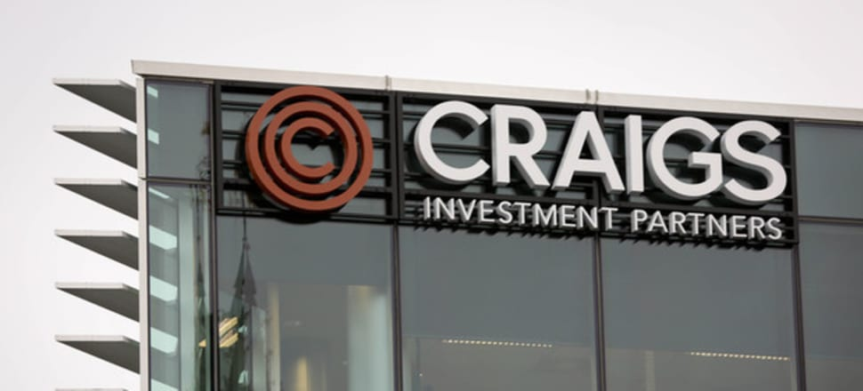Craigs Investment Partners are buying out Deutsche Bank's 49.9 percent stake in the company. Photo: RNZ / Alexander Robertson