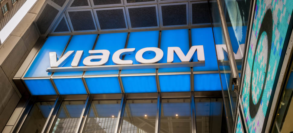 Cinema software company Vista Group International says it has renewed its agreement with Viacom Media Networks. Photo: Getty Images