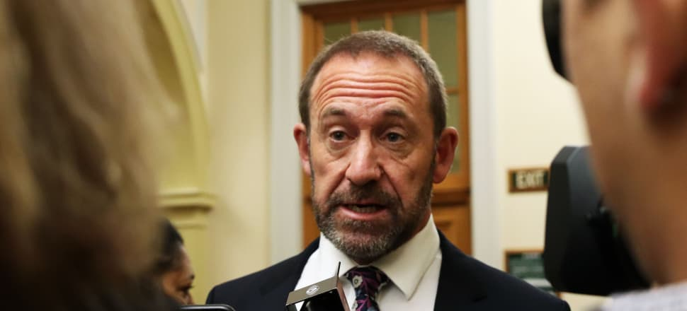 Justice Minister Andrew Little has signalled a review of political donations regulation. Photo: Lynn Grieveson
