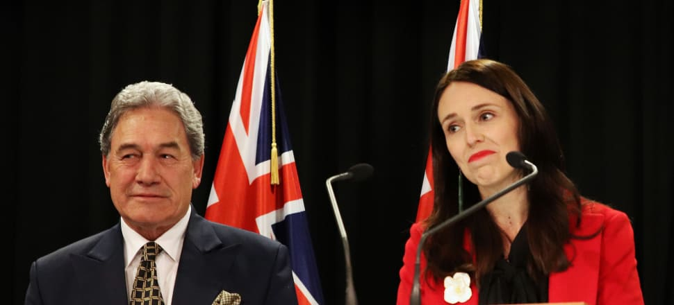 The New Zealand First-Labour coalition have seen net migration drop under its watch, without pulling on any hard policy levers - that must be a win from where they're sitting. Photo: Lynn Grieveson