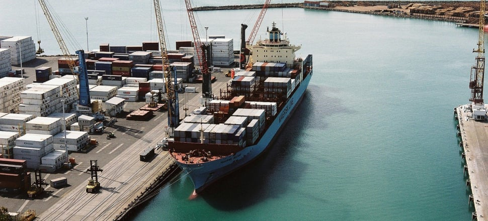 Hawke's Bay Regional Council has hired Deutsche Craigs and Goldman Sachs to run the planned partial privatisation of Napier Port. Photo by Getty Images.