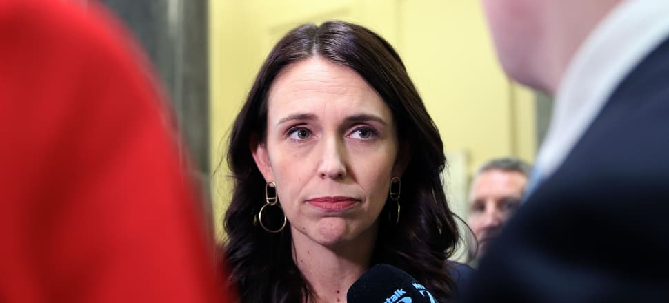 Prime Minister Jacinda Ardern's ambitions to improve wellbeing measures are hamstrung by her own fiscal responsibility rules and the lack of a new global financial crisis that would allow her to get out of them. Photo: Lynn Grieveson