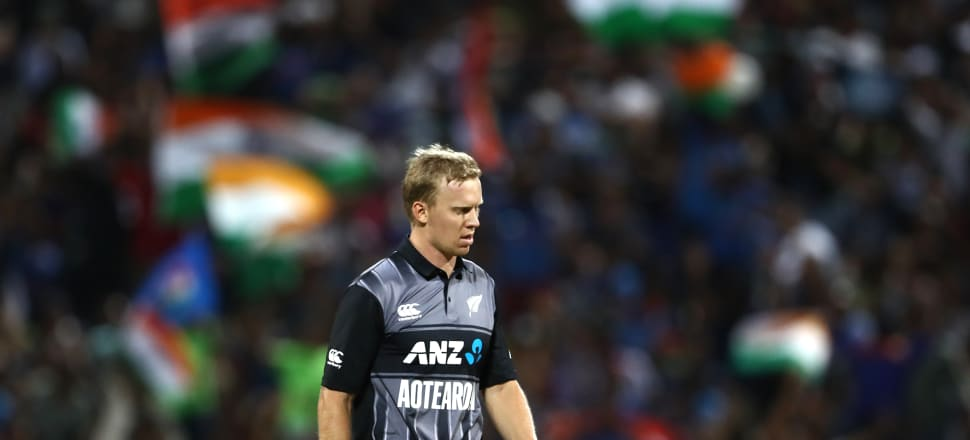 Scott Kuggeleijn had a great game at Eden Park on Sunday night - to the disgust of many. Photo: Getty Images