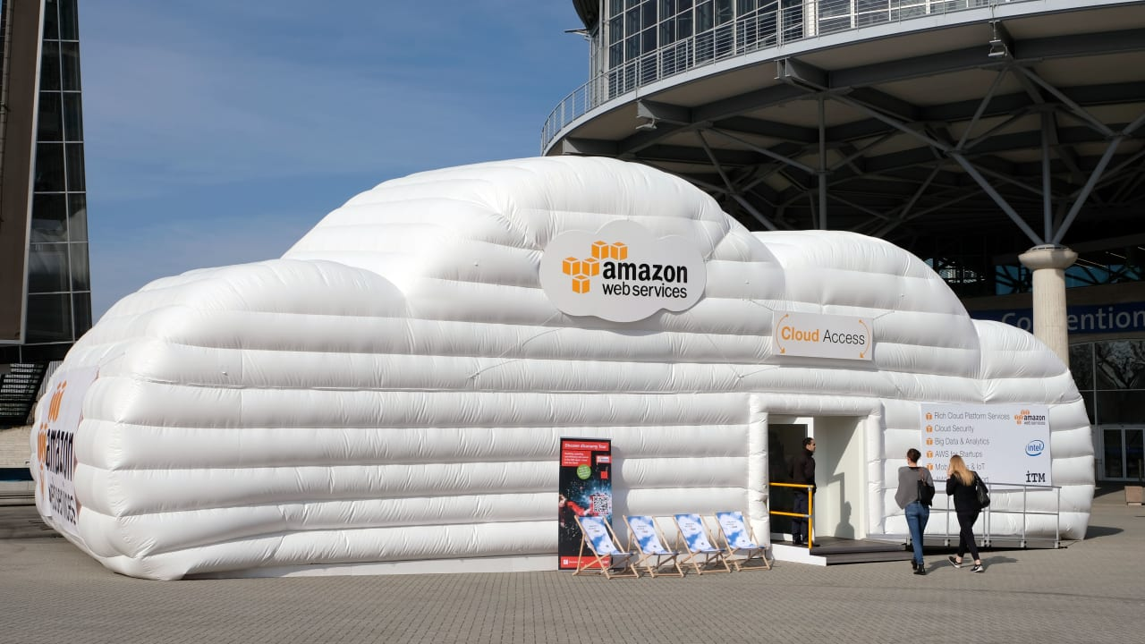 MacManus: Amazon vs NZ options in the cloud
