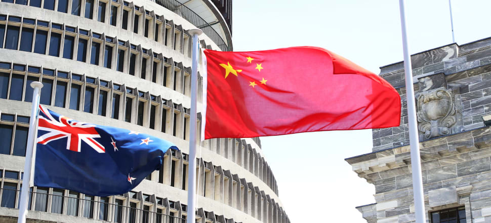 The China-NZ relationship seems under strain, but any government would likely be struggling with the current state of play. Photo: Lynn Grieveson