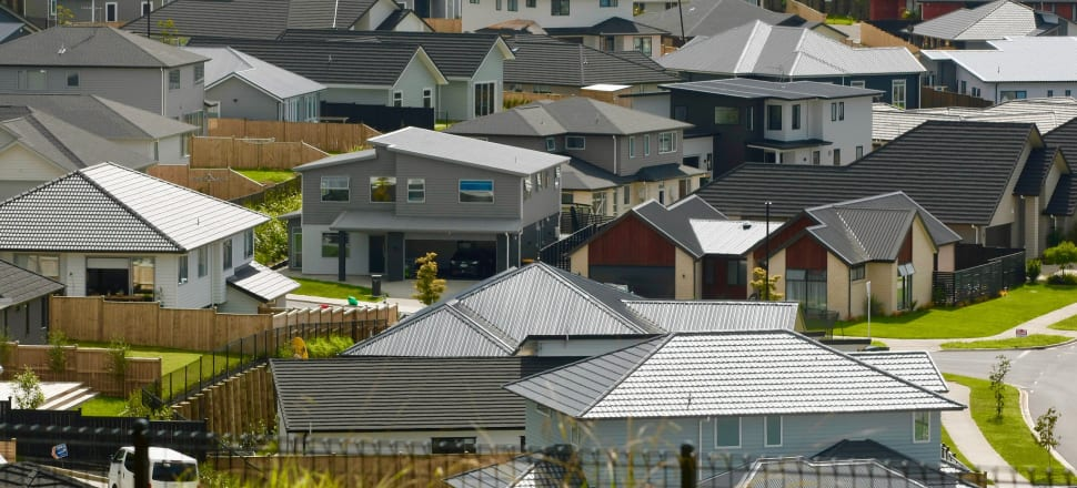 The average Auckland house will still set you back a tad over $1 million, but in Hastings you can get one for about half that - $504,000 average. Photo: John Sefton
