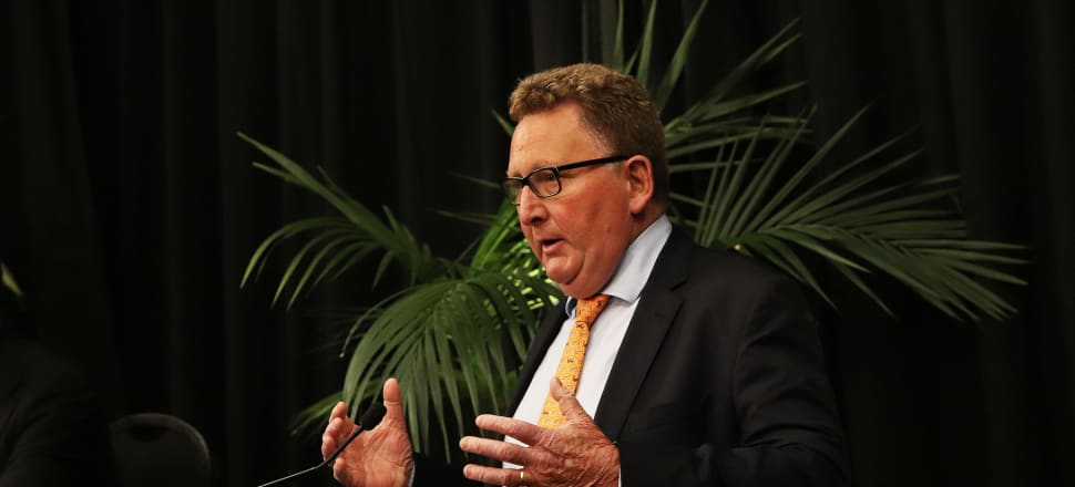 Adrian Orr said he did not buy into the pessimistic forecast of UBS. Photo: Lynn Grieveson