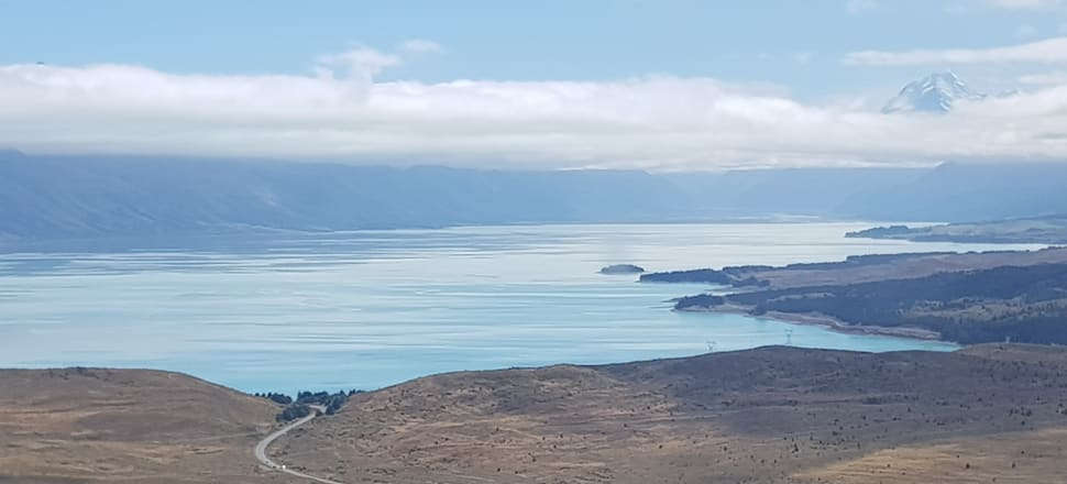 Several properties late in the tenure review process can be found near Lake Pukaki. Photo: DOC
