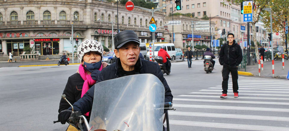 Slowing Chinese visitor numbers could point towards an unofficial sanction on New Zealand, or simply be a symptom of slowing Chinese growth. Photo: Lynn Grieveson.