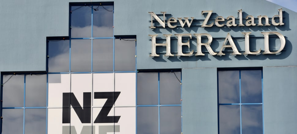 NZME expects paid subscriptions to make a positive contribution to ebitda in the second year following launch. Photo: John Sefton.